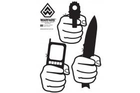 Acessórios para Alvos Múltiplos warfare