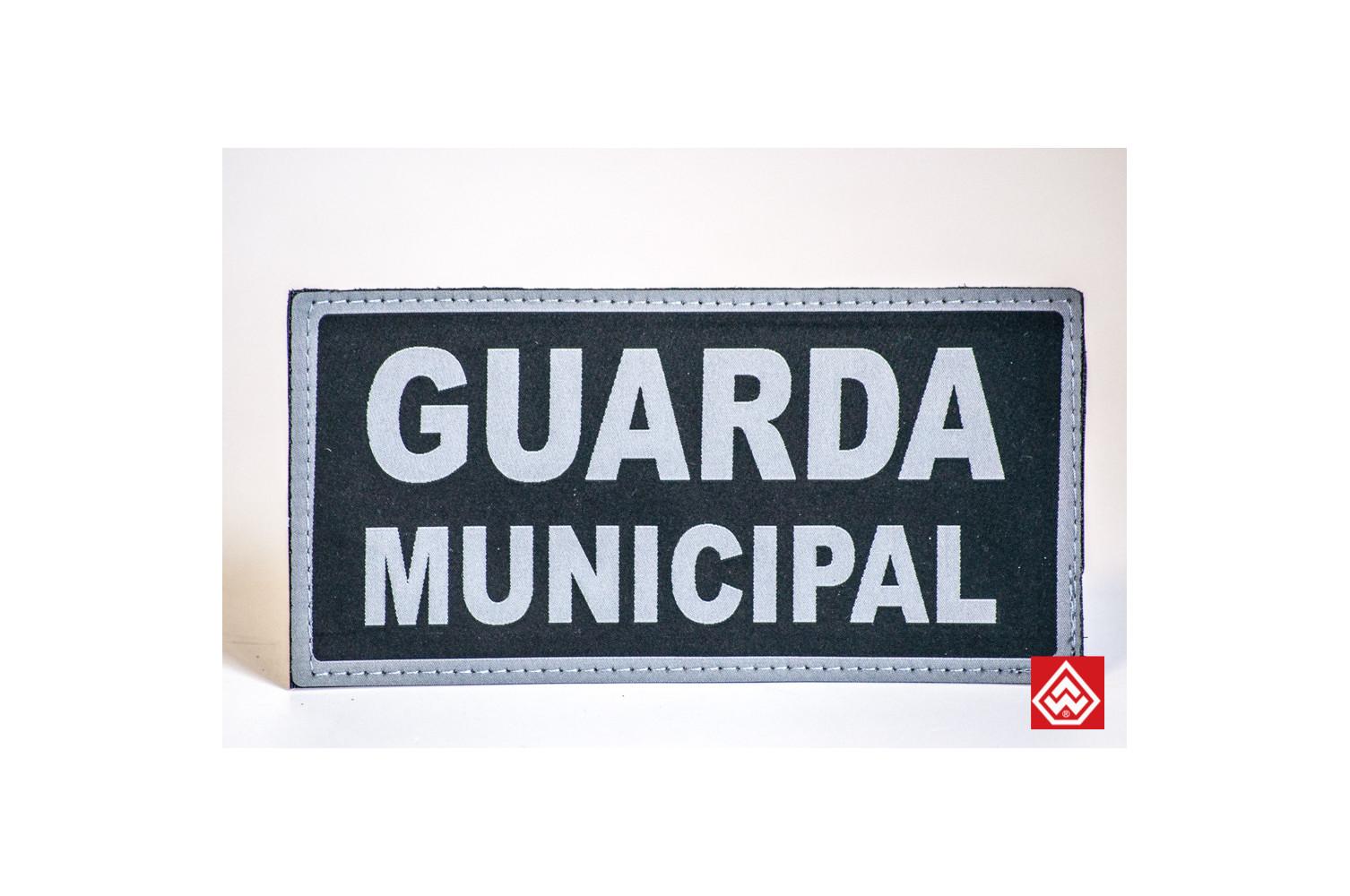 PATCH GUARDA MUNICIPAL M