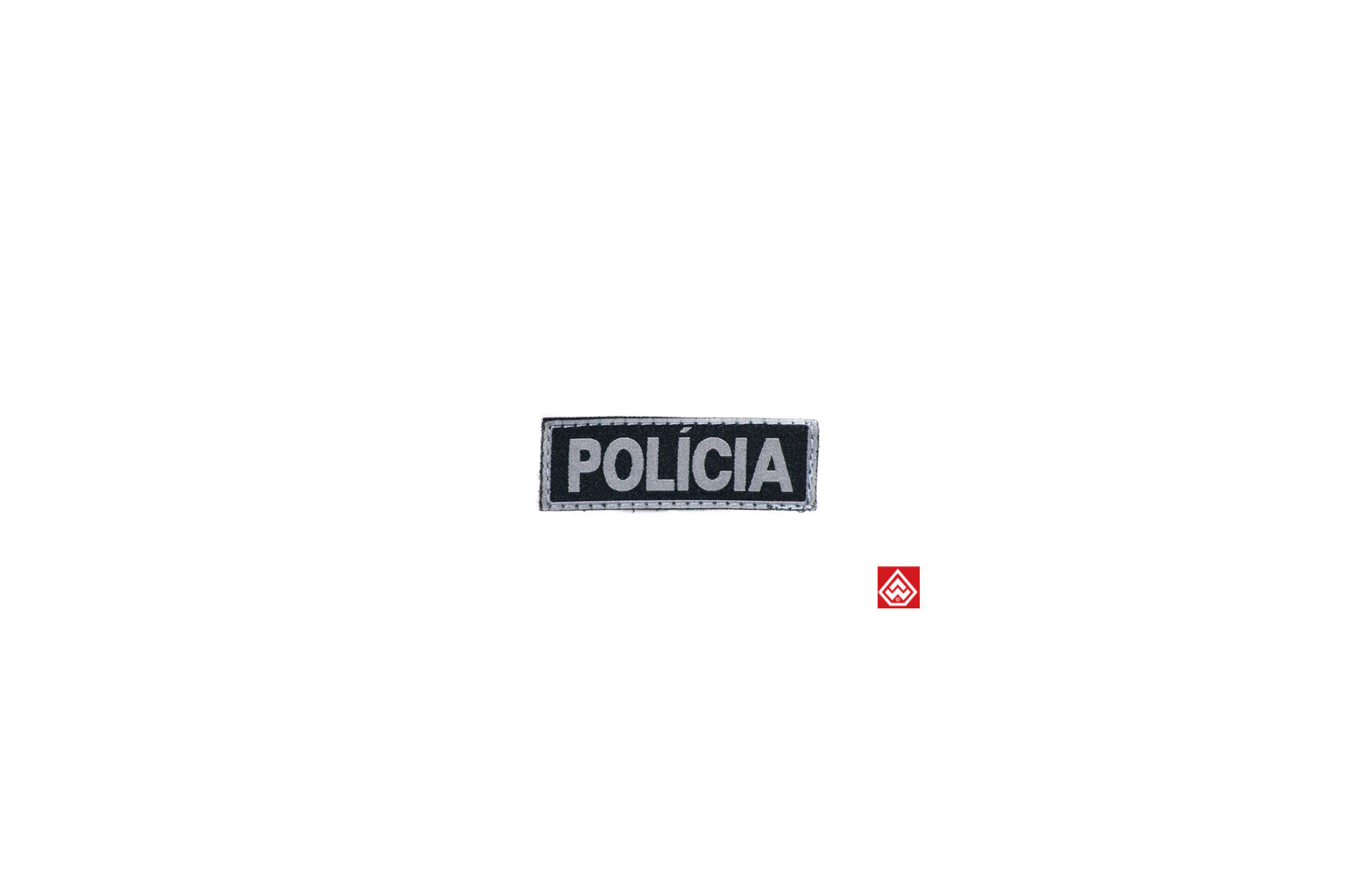 Patch Policia P