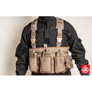 COMBO CHEST RIGS 01 - COYOTE