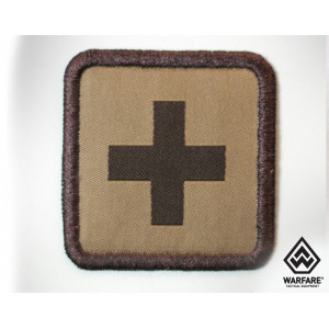 PATCH MÉDICO - COYOTE