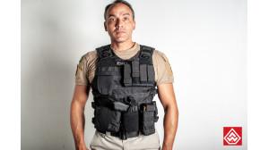 COMBO POLICE MODELO PATROL PRETO