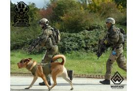 Guia K9 para transporte de cães policiais