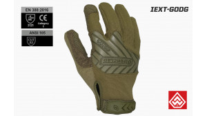 LUVA COMMAND TACTICAL GRIP - IEXT-GODG - OD GREEN