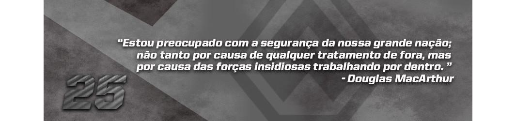 Bandoleiras - PTS