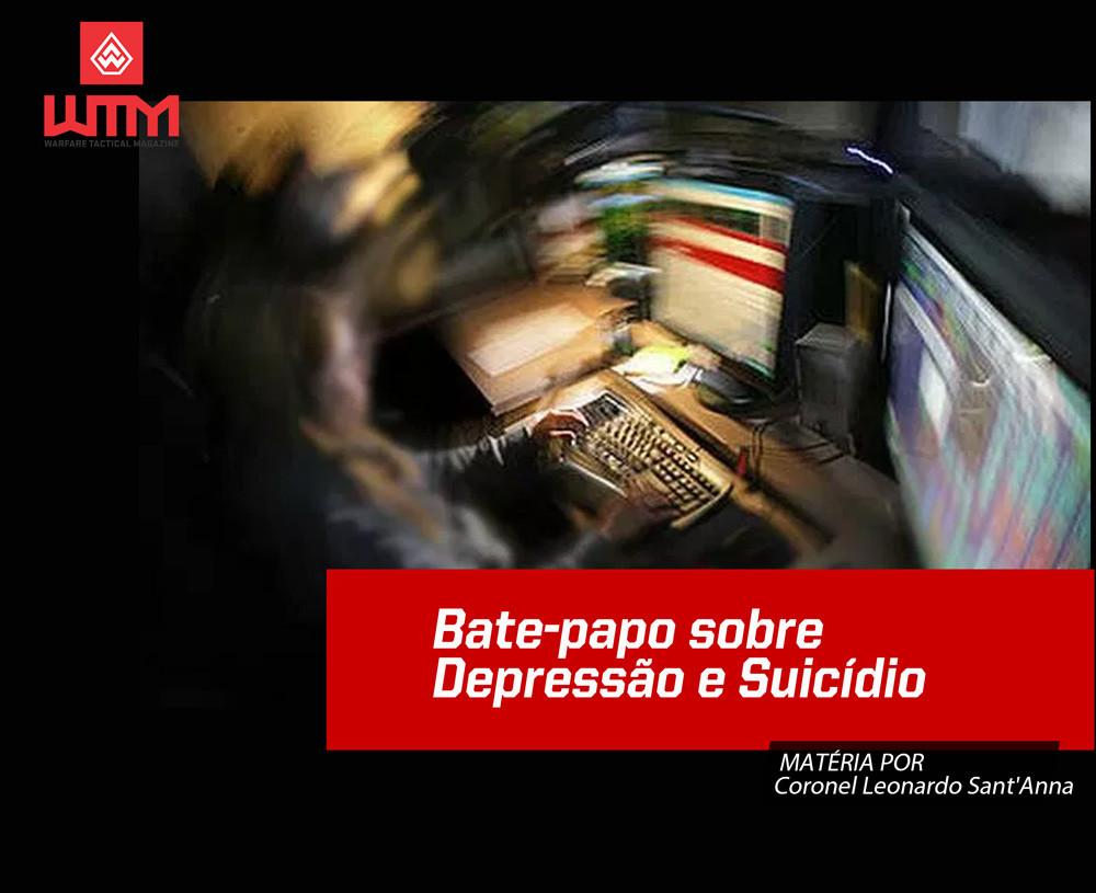 Bate-papo sobre Depressão e Suicídio