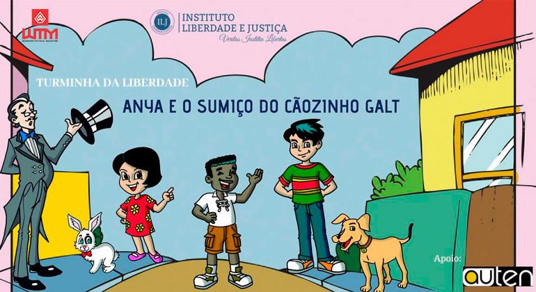Livros infantis com temas liberais e conservadores serão lançados no Brasil